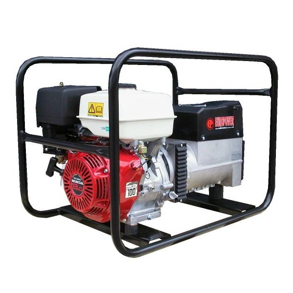Генератор бензиновый Europower EP 200 X 3X230V для ж/д в Родникие