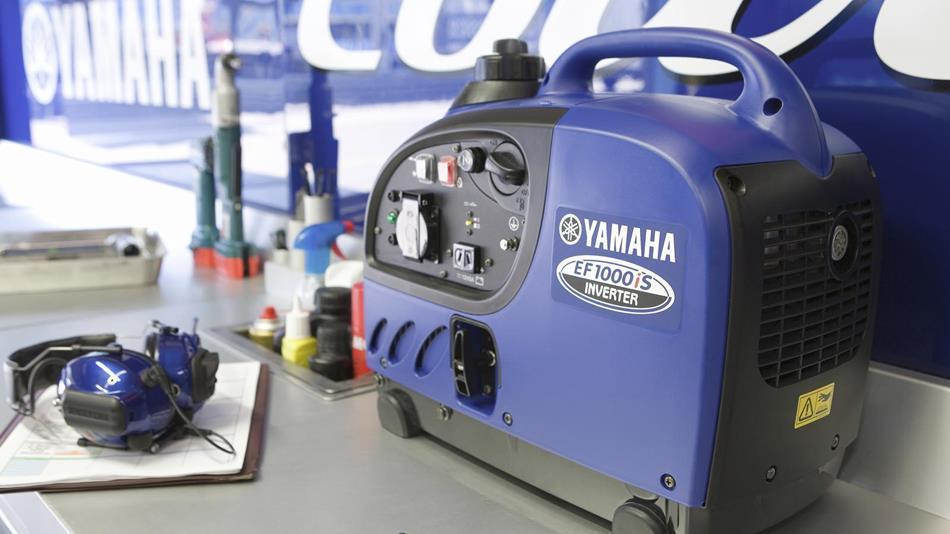 Генератор Yamaha EF1000 в Родникие