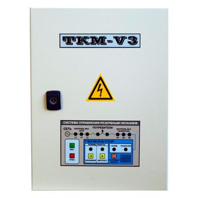 Автоматика ТКМ-V3 с ИУ3с + ПБ3-10 (EG5500) в Родникие
