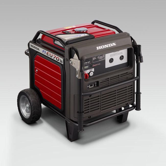 Генератор Honda EU70iS в Родникие