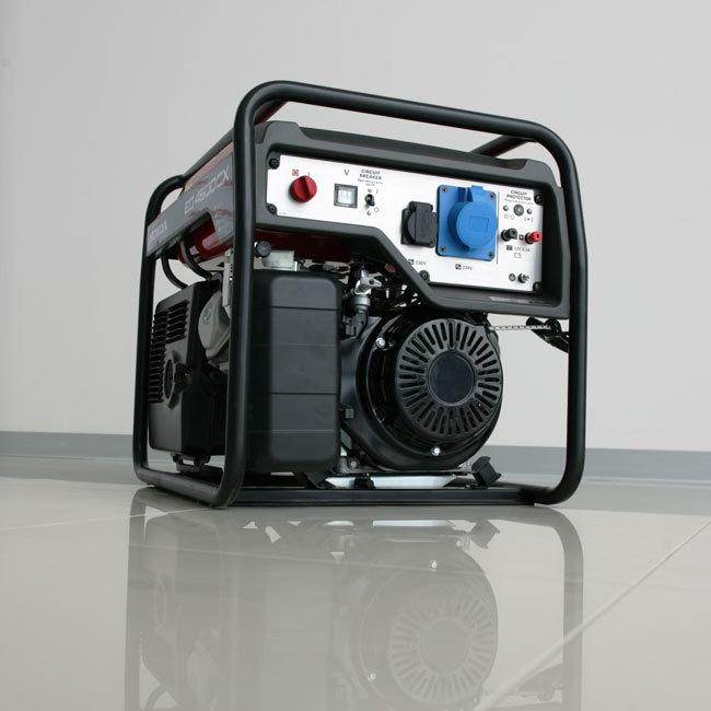 Генератор Honda EG4500CX в Родникие