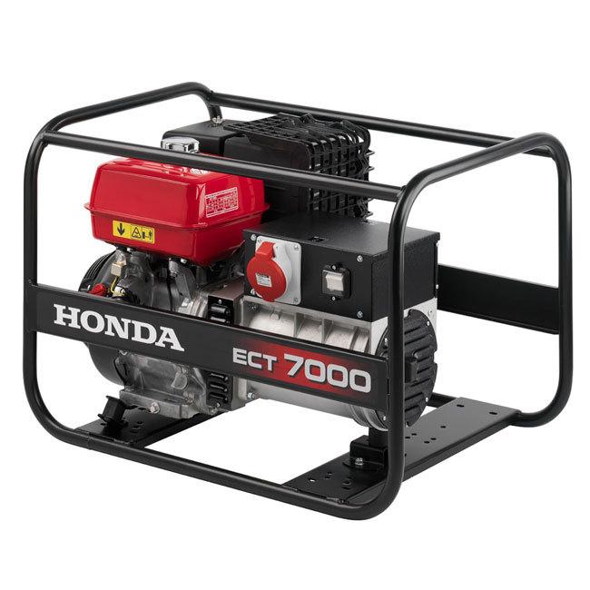 Генератор Honda ECT7000 в Родникие
