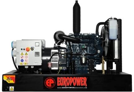Генератор дизельный Europower EP 163 DE в Родникие