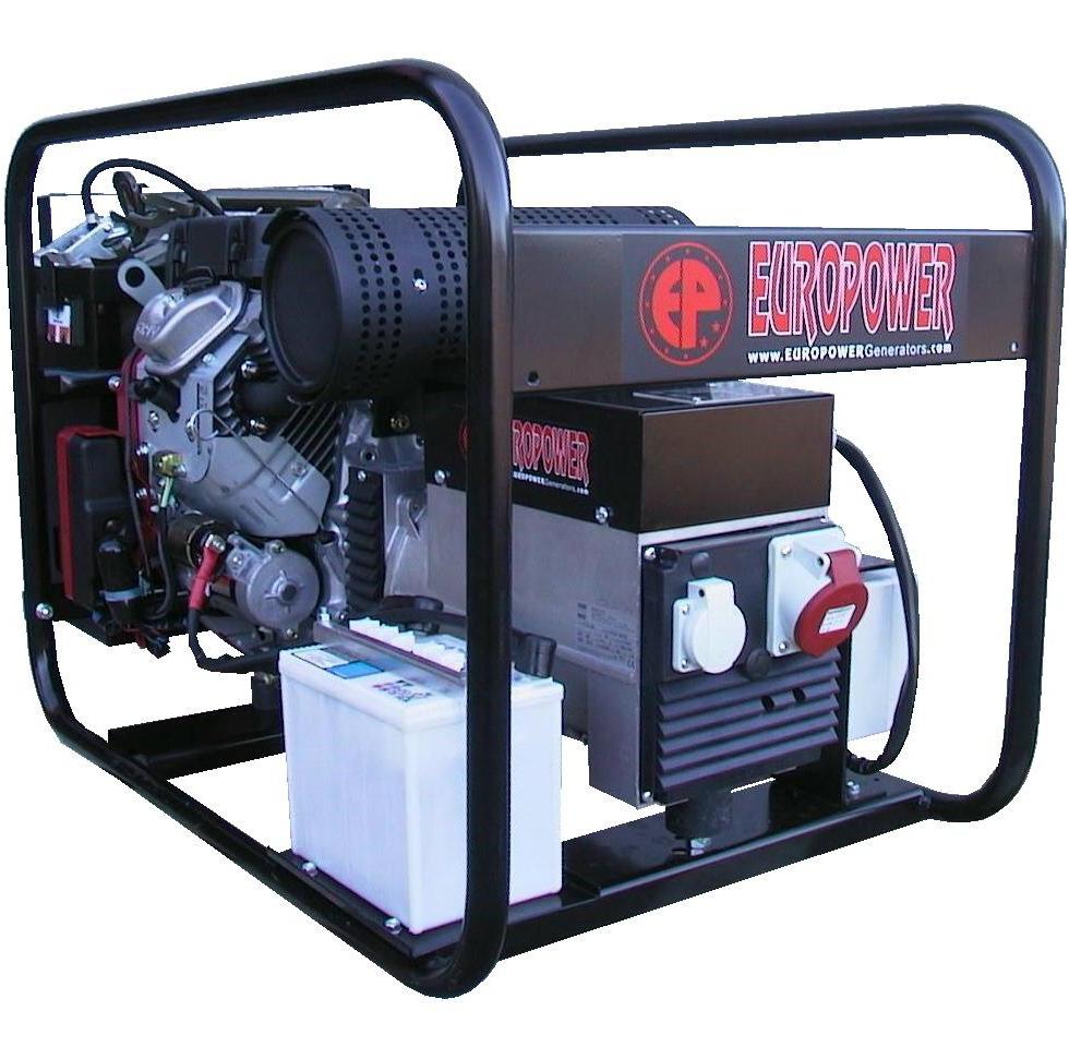 Генератор бензиновый Europower EP 13500TE в Родникие