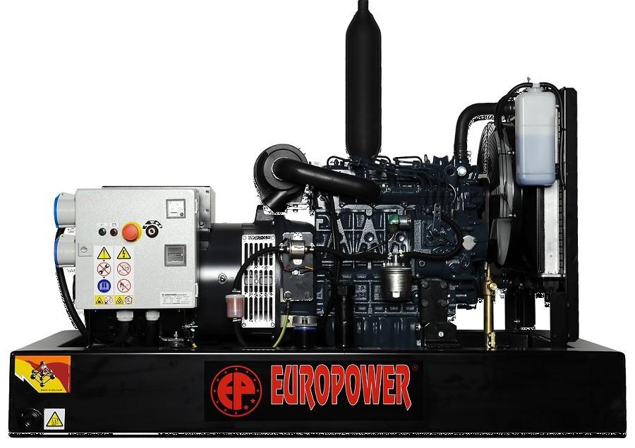 Генератор дизельный Europower EP 193 DE в Родникие
