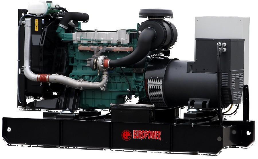 Генератор дизельный Europower EP 200 TDE в Родникие