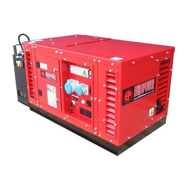 Генератор бензиновый Europower EPS 10000 E в Родникие