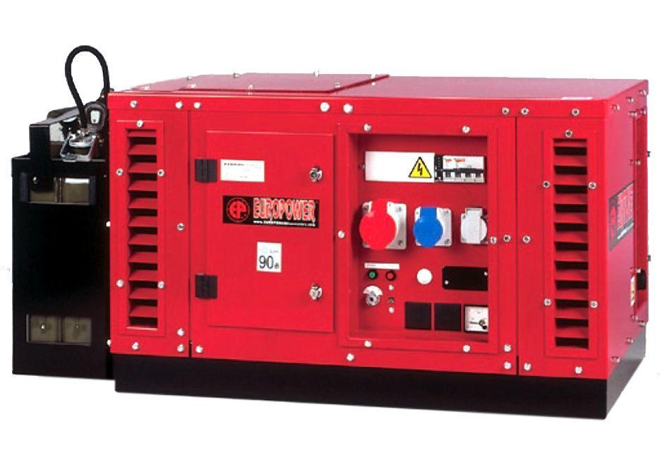 Генератор бензиновый Europower EPS 6000 E в Родникие