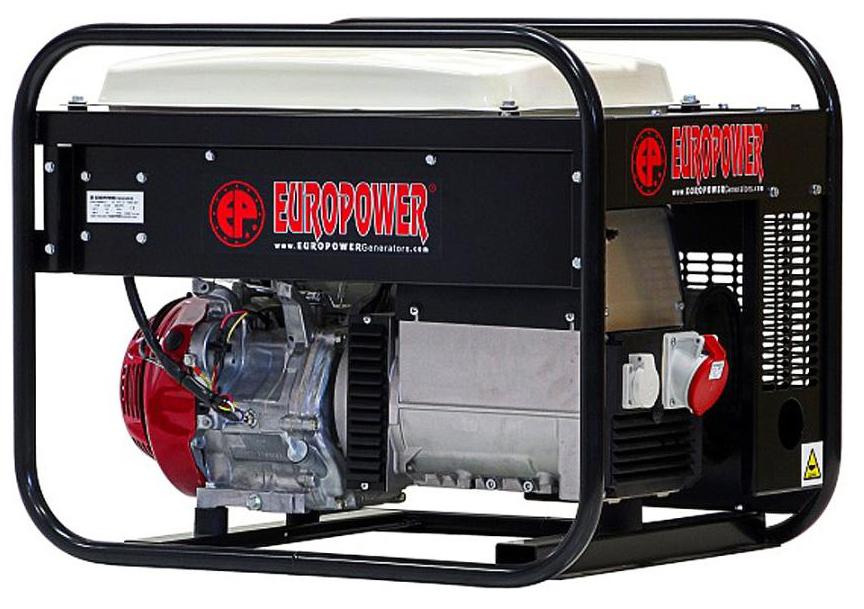 Генератор бензиновый Europower EP 6500 TLN в Родникие