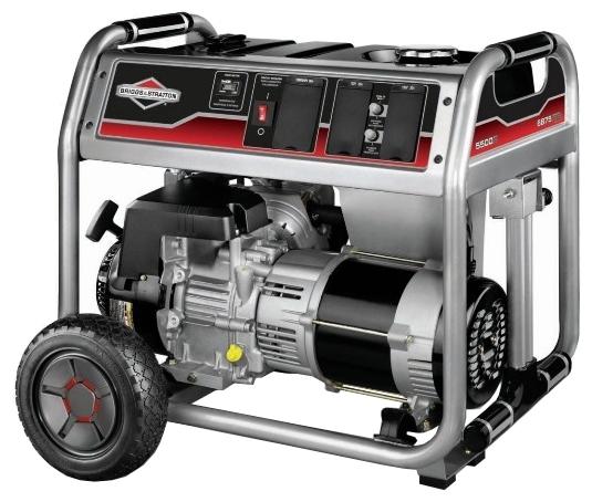 Генератор бензиновый Brigss & Stratton 6250A в Родникие
