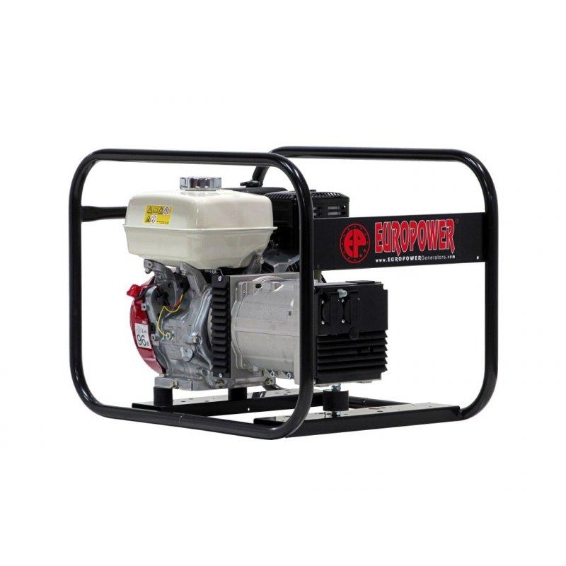 Генератор бензиновый Europower EP 4100E в Родникие