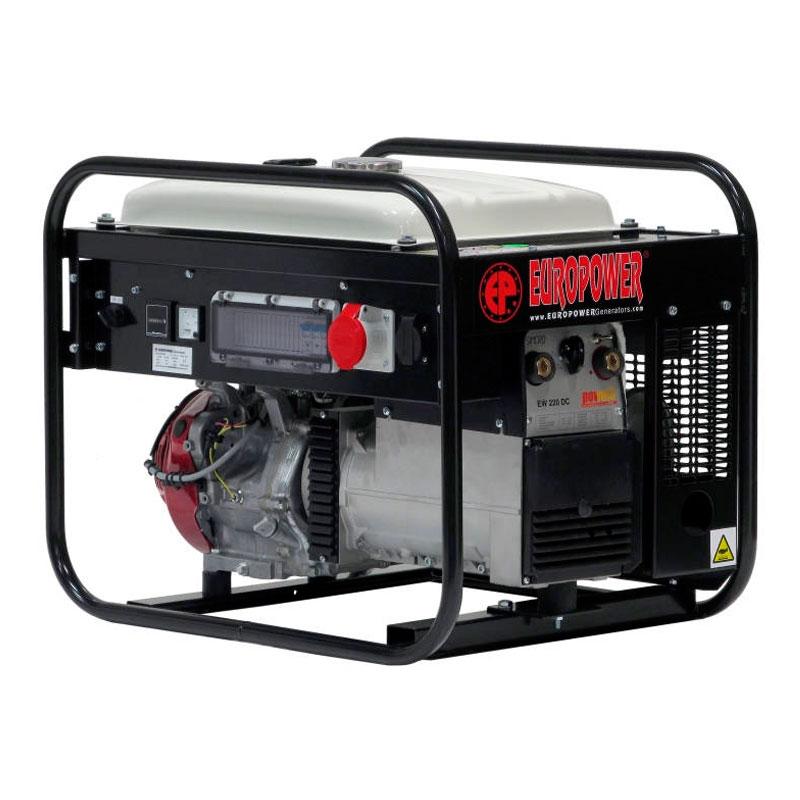 Генератор бензиновый сварочный Europower EP 200X DC в Родникие