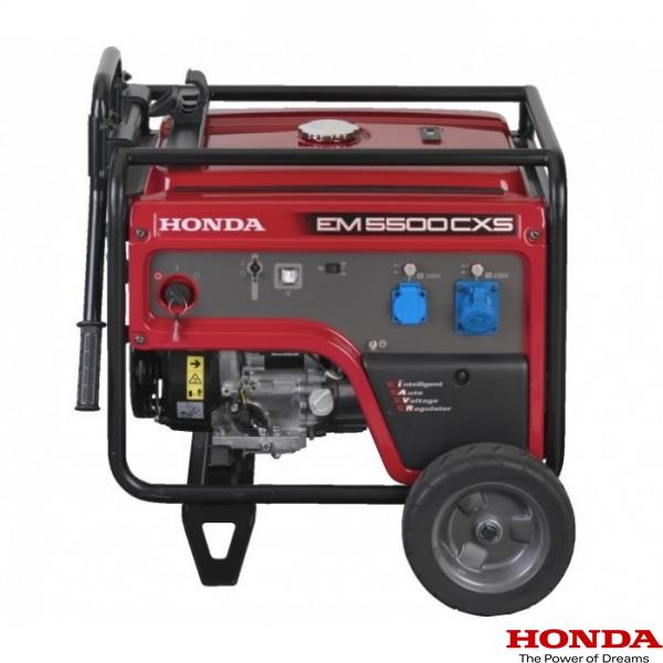 Генератор Honda EM5500 CXS 1 в Родникие