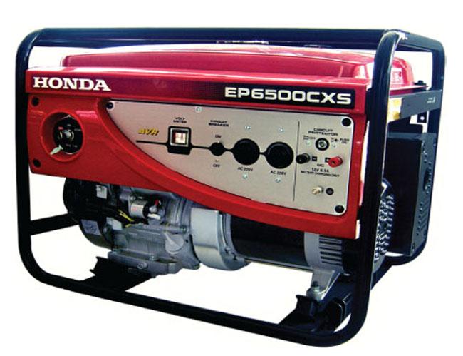 Генератор Honda EP6500 CXS в Родникие