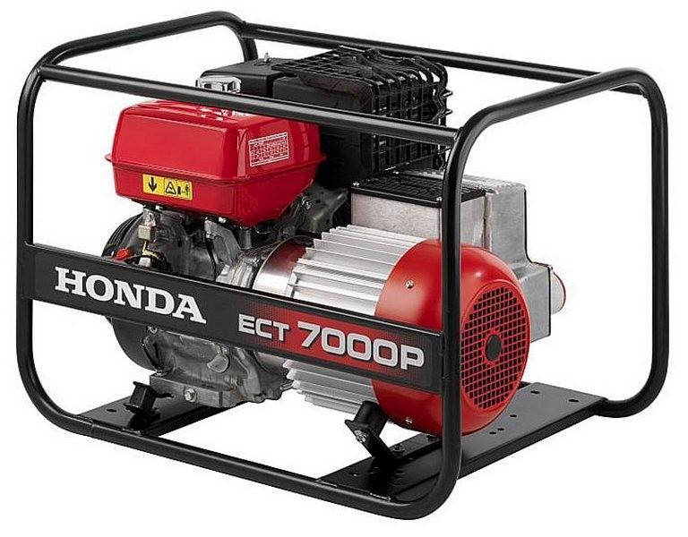 Генератор Honda EСТ 7000P в Родникие