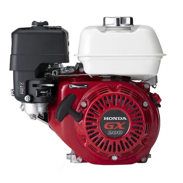 Двигатель Honda GX200 QX4 в Родникие