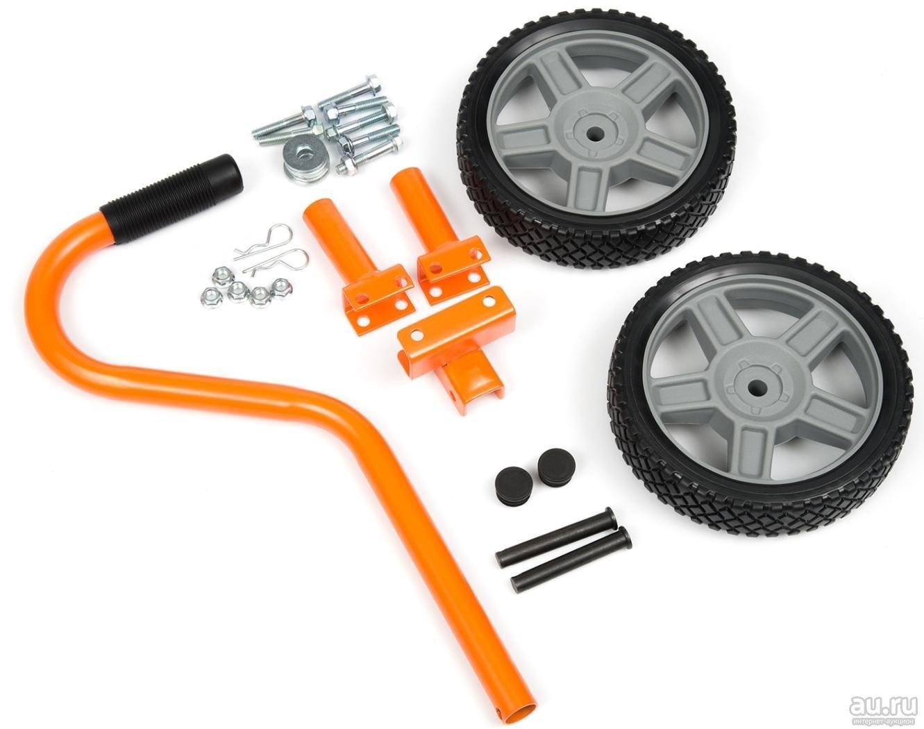 Комплект колес для генераторов ECT 7000 в Родникие