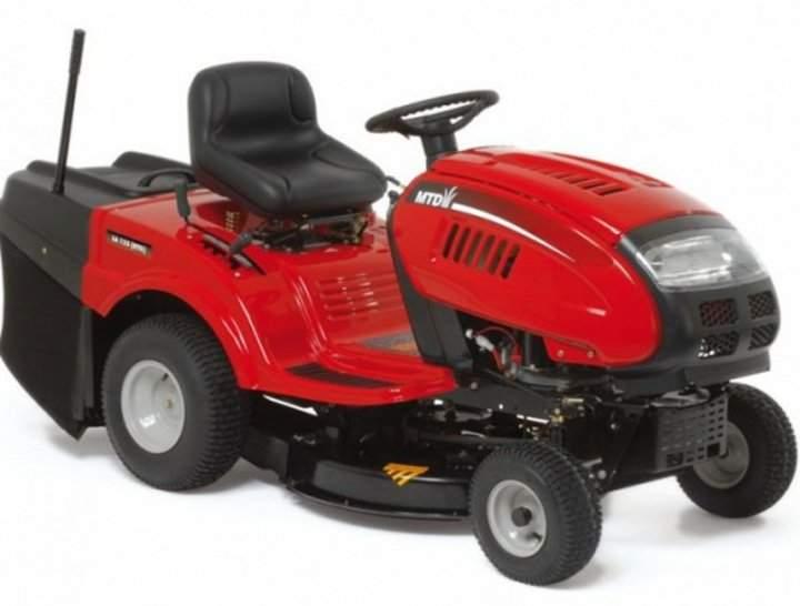 Садовый трактор MTD OPTIMA LE 175 H (SPECIAL) в Родникие